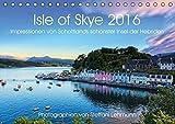 Isle of Skye 2016. Impressionen von Schottlands schönster Insel der Hebriden (Tischkalender 2016 DIN A5 quer): 12 schöne Landschaftsbilder von ... (Monatskalender, 14 Seiten) (CALVENDO Orte)