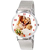 HHI Women's Personalised Analogue Round Dial Wrist Watch (Multicolour, HHI-PG-W-6)