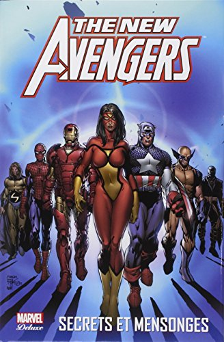 The New Avengers, Tome 2 : Secrets et mensonges