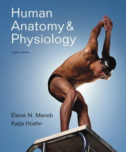 Human Anatomy &Physiology Plus MasteringA&P with eText -- Access Card Package (8th Edition) 8th (eighth) edition by Marieb, Elaine N., Hoehn, Katja published by Benjamin Cummings (2010) [Hardcover]