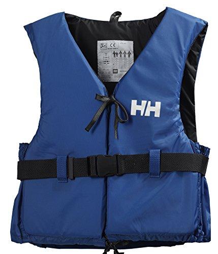Helly Hansen Sport II, Giubbotto Galleggiante, Ottimo per attività Sportive in Acqua, Galleggiabilità 50 N Unisex - Adulto, Blu (Olympian Blu), 90