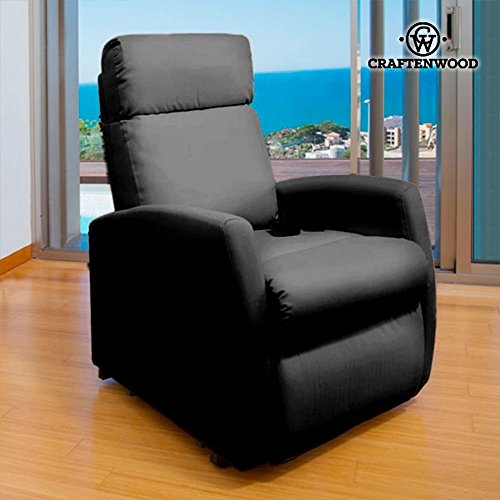 Massagesessel Vibrant Heizkissen 3Positionen Fußstütze Shiatsu Entspannung hightechnology®