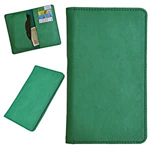 DCR Pu Leather case cover for Nokia Lumia 610 (green)