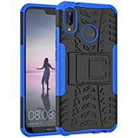 Huawei P20 Lite Handy Tasche, FoneExpert® Hülle Abdeckung Cover schutzhülle Tough Strong Rugged Shock Proof Heavy Duty Case Für Huawei P20 Lite