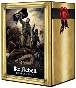 Rebellution (Hayvan Fan Box Edition)