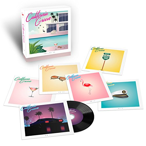 California Groove IV (Coffret 6cd) ed Limitee