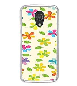 ifasho Designer Phone Back Case Cover Motorola Moto G2 :: Motorola Moto G (2nd Gen) ( Pink Pattern Trust Me Baby Quotes )