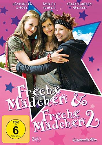 Bild von Freche Mädchen 1 & 2 (Amaray) [2 DVDs]