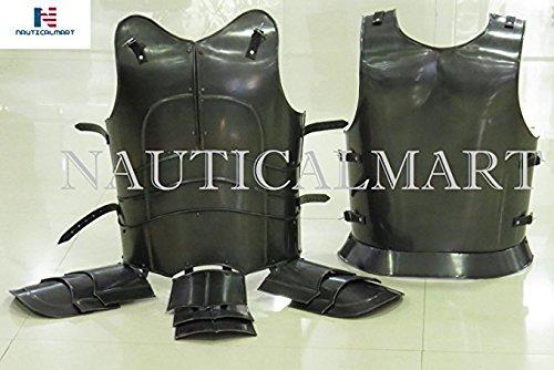 NAUTICAL MART Design Leder, Epic, Armour bteastplate