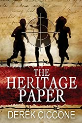 The Heritage Paper by Derek Ciccone (2014-09-08)