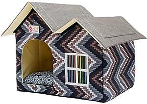 ZPP-Luxe produits PET PET chien de la maison chaude de la litière pour chat idées