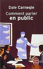 Comment parler en public de Dale Carnegie