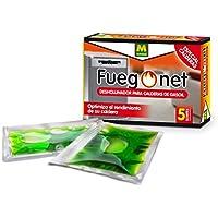 FUEGO NET Fuegonet 231286 Deshollinador Calderas de Gas-Oil, Verde, 9.69 x 3 x 6.5 cm