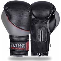 Hawk Boxing Gants de boxe professionnels Gel Fight, gants de combat, de sac, de frappe, gants d'entraînement MMA Muay Thai Kick, édition limitée
