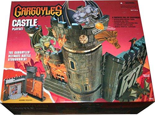 Gargoyles *Vintage Castle Playset (Schloss von Goliath) MIB von Kenner, originalverpackt - The Ultimate Battle Stronghold! - Gargoyle Castle