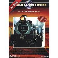 World Class Trains 3 - Züge Afrikas und Europas