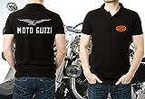 Polo Unisex Moto Guzzi Manica corta Taglia XL