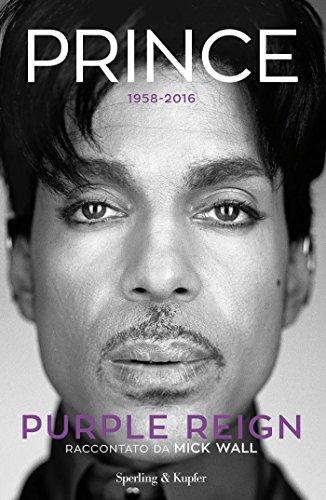 Prince: Purple Reign (Italian Edition)