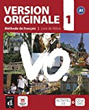 Version originale A1: Méthode de français. Kursbuch mit Audio-CD + DVD