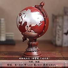 BEEST-Globo Retro decoración decoración decoración de escritorio de Office Props,gules