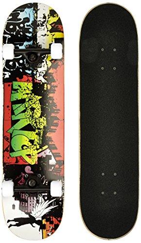 FunTomia Skateboard Kugellager Rollenhärte im Test