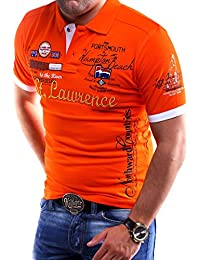 MT Styles Polo LAWRENCE manches courtes T-Shirt MP-301