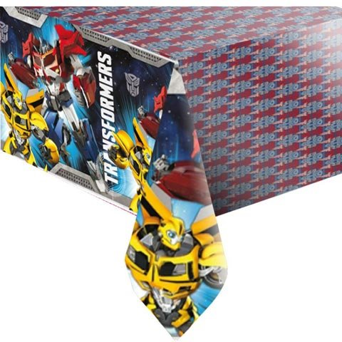 Amscan International 9901308/1.8/x 14/cm Transformers Robots in Disguise Banni/ère