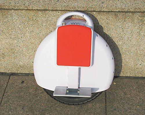 Monociclo eléctrico 16″ 500W color blanco