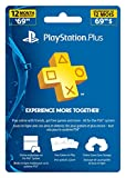 Sony: Playstation Plus Card for PS4/PS3/...