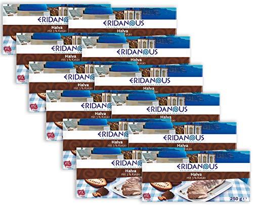 ERIDANOUS® Halva mit Kakao, 12x 250gr