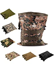 Bazaar Bolsos de la pesca de reciclaje militar bolsas de caza bolsa de almacenaje del recorrido Tactical molle grande al aire libre