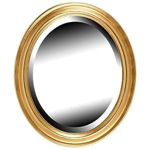 Brio 22516 miroir ovale vend me dor cuisine for Miroir 40x50