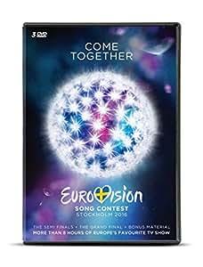 Eurovision Stockholm 2016 (3 Dvd)