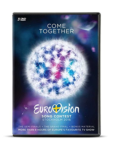 Various Artists - Eurovision Song Contest Stockholm 2016 [3 DVDs]