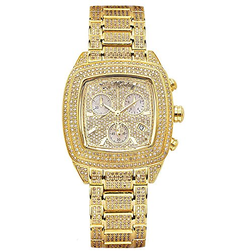 Joe Rodeo Diamante Orologio da donna - CHELSEA oro 13 CTW