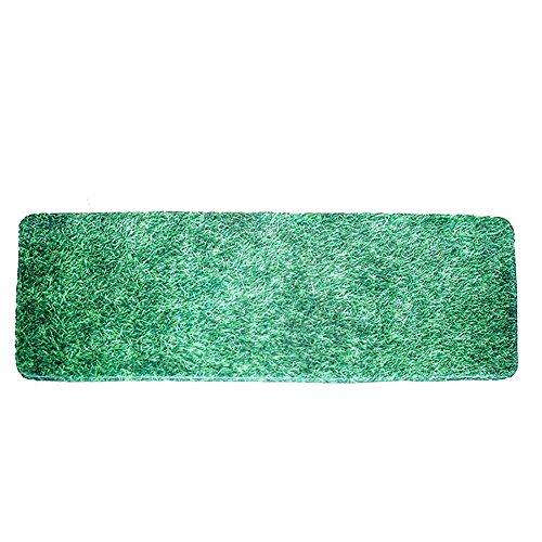 TianranRT Wasserabsorbierend Gedruckt Rutschhemmend Matt Wasser Saugfähig Unterlage Weich Rutschfest Teppich Wohnzimmer Zimmer Schlafzimmer Shaggy Teppich (C)