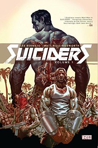 Suiciders HC Vol 01