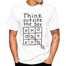 Camiseta Para Hombre , ❤ Amlaiworld Camisetas manga corta hombre Baratas Camisas Deportivas de Hombre