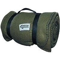 Commando Industries Kuschlige Flauschige Army Style Picknick Decke Outdoordecke 140*190cm in verschiedenen Farben