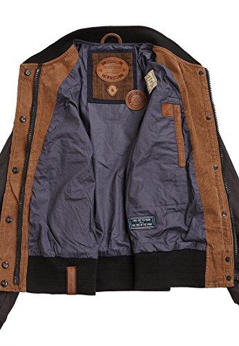 Naketano Female Jacket Frei & Gefährlich Black