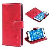 Coque Sony Xperia Z3, MULBESS Housse Étui Sony Xperia Z3 Portefeuille en...
