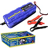 Goodyear Smart Battery Trickle Charger Maintainer for 6v / 12v Lead Acid