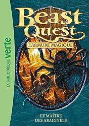 Beast Quest 13 - Le maître des araignées