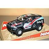 """Ninco - Scalextric Slot 50562 BMW X5 """"Team Delta Q"""" Dakar 2010 - Masslot"""