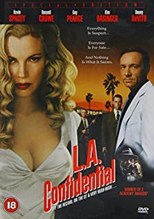 L.A. Confidential by Kevin Spacey