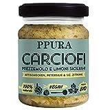 PPURA Bio Carciofi Pesto Artischocken 6x120g
