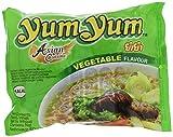 Yum Yum Instantnudeln mit Gemüsegeschmack, 30er Pack (30 x 60 g)