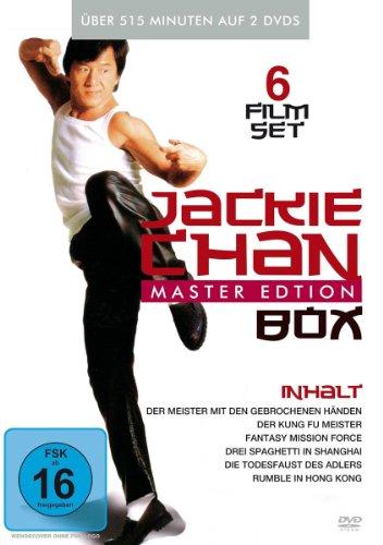 Jackie Chan Master Edition [2 DVDs] Preisvergleich