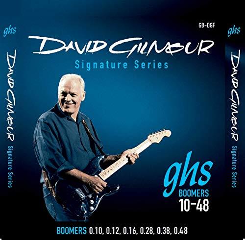 GHS GB-DGF Boomers David Gilmour - Juego de cuerdas para guitarra eléctrica,...
