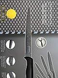Royalty Line Set de couteaux 5pièces avecÉplucheur en Céramique